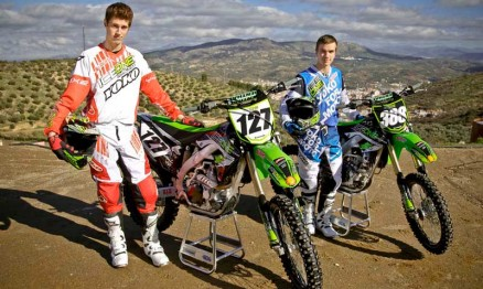 Toni Eriksson e Ludde Söderberg pilotos da IceOne Racing