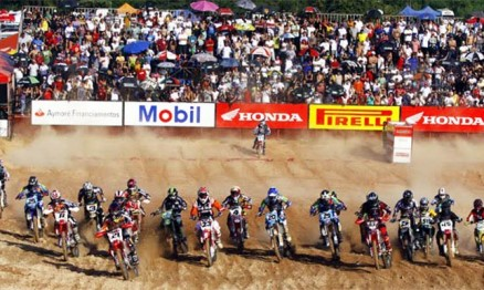 Abertura da Superliga de Motocross será em Minas Gerais