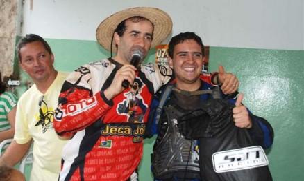 O mineiro Renato 'Jeca Jóia' é editor da Revista Pró Moto
