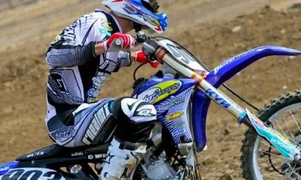 Jorge Balbi Jr. correrá pela equipe MotoConcepts / Yamaha