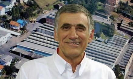Sérgio De Paris gerente comercial da Rinaldi