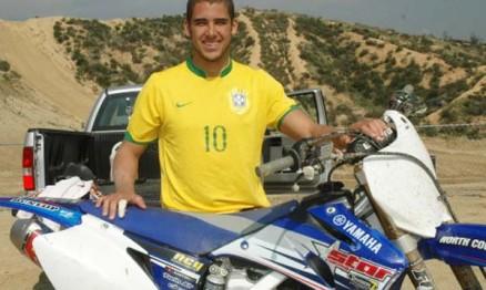 Lucas competiu pela equipe Star Racing / Yamaha no AMA MX