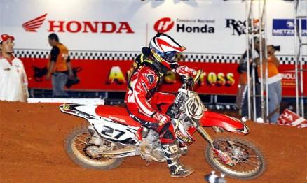 Takahashi ainda não definiu seu futuro no Motocross em 2011