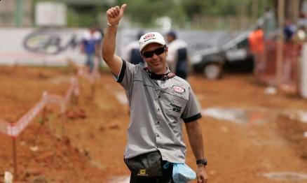 Gui Lima é o chefe da equipe oficial Vaz / Rinaldi / Kawasaki