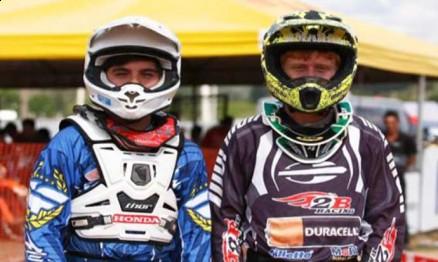 Kaio e Anderson serão companheiros de equipe em 2011