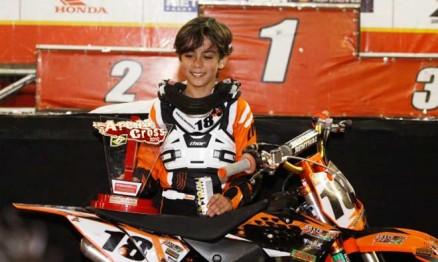 Djalminha venceu etapas no Arenacross em 2010