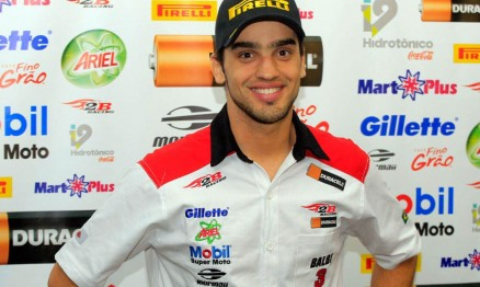 Balbi vai correr os campeonatos nacionais no Brasil em 2011