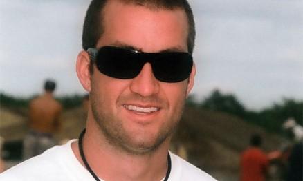 O piloto americano Davi Millsaps estará completando 23 anos amanhã