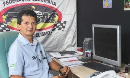 Juvenal Alves é presidente da Federação Sergipana