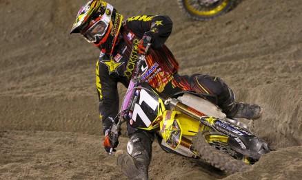 Ryan Morais é piloto da equipe semi-oficial Rockstar / Suzuki