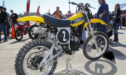 Yamaha YZ 250 Modelo OW27