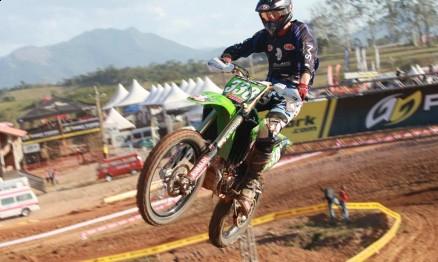 Dudu Lima foi vice-campeão Brasileiro de Motocross MX1 em 2010