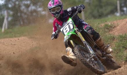 Mari Balbi vai correr no Brasil pela Pro Tork / 2B / Kawasaki Racing