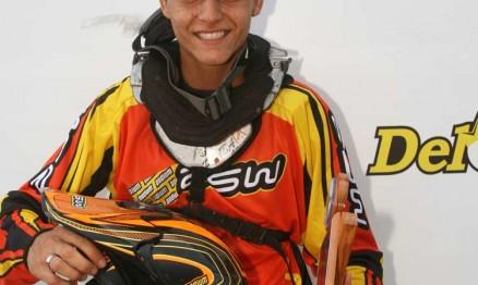 Piabinha vai correr pela Flying Racing em 2011