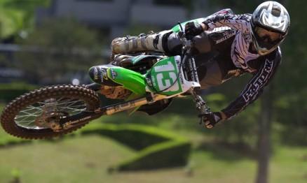 Em 2011 Nico Rocha vai usar o numeral 13 em sua Kawasaki