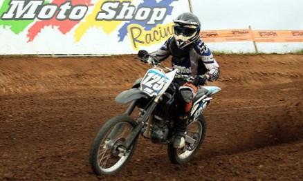 Felipe Pick venceu em Santa Catarina na categoria 85