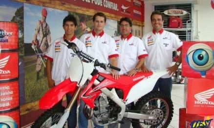 Ratinho Jr., Mano, Sidnei Mattos e Flavio Brito