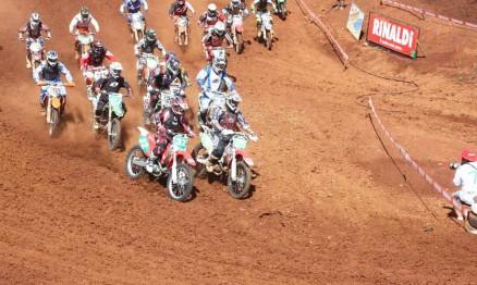 Vencedores do Gaúcho de Motocross em Marau
