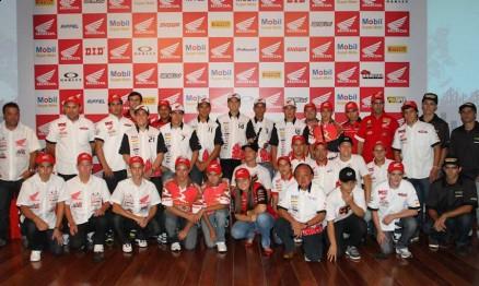 Satélites Honda foram liberados para correrem no Brasileiro de MX