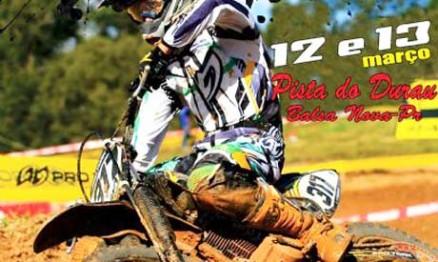 Cartaz de divulgação do Brasileiro de Cross Country em Balsa Nova