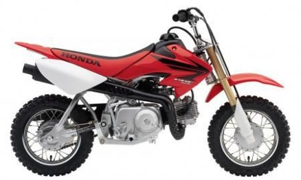 Motos Kids CRF 50 estão chegando a Rondônia