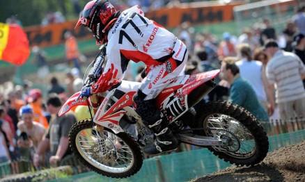 Swian fará sua primeira corrida no Mundial MX2 nesta segunda-feira