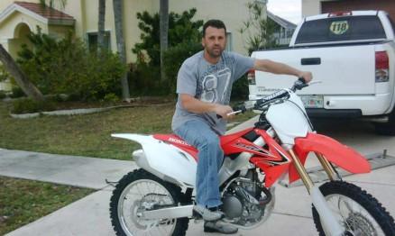 Marcio Andreoli é representante de vendas da MX Mud Cleaner