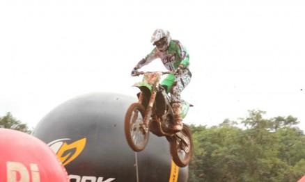 Chumbinho Becker venceu a etapa de estreia da categoria MX4