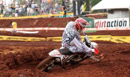 Vencedores do Brasileiro de Motocross em Foz