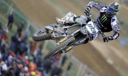 Frossard foi o grande nome do final de semana na MX1 na Bulgária