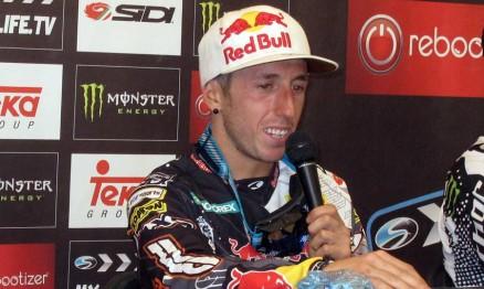 O italiano Antonio Cairoli venceu seu primeiro GP em 2011