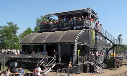 Área Vip da Monster no Mundial de Motocross 2011