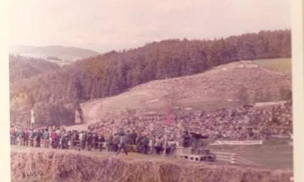 Grande público presente no GP da Itália