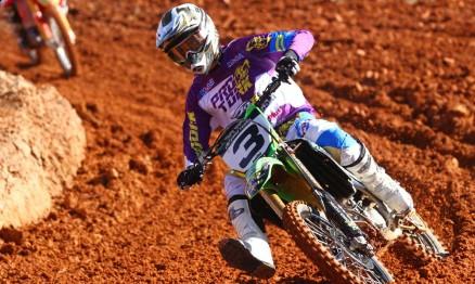 Jorge Balbi Jr. fez o quarto tempo na categoria MX Pró