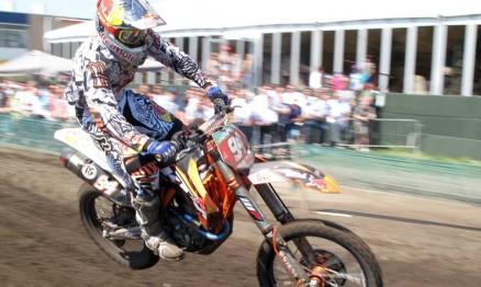 Kenny Roczen é o atual líder do Mundial MX2