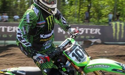 Ben Townley está de volta ao Mundial de Motocross MX1