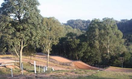 Salto triplo será a grande atração da pista da serra gaúcha