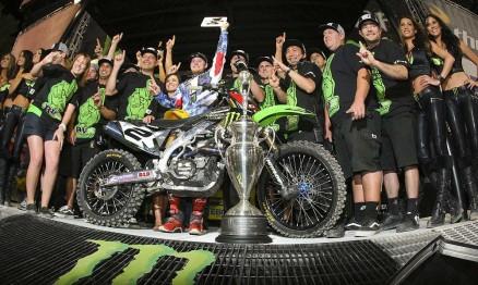 AMA Supercross 2011 – 17ª etapa – Las Vegas