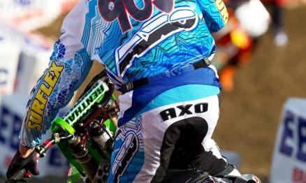 Balbi usou o numeral 903 no AMA Supercross Lites Oeste 2011