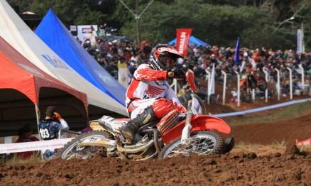 João Marronzinho vencedor da categoria MX1