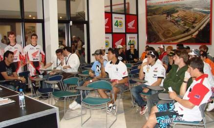 Briefing deu orientações especiais aos pilotos brasileiros