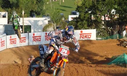 Kenny Roczen foi o melhor na corrida classificatória da MX2
