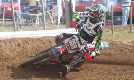 Fabrício Rosso foi um dos destaques da etapa em Jaguarão