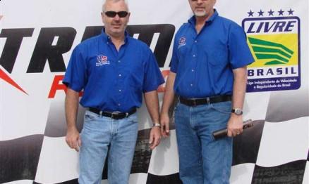 Mr. Brad e Mr. Jim da VP Racing Fuels