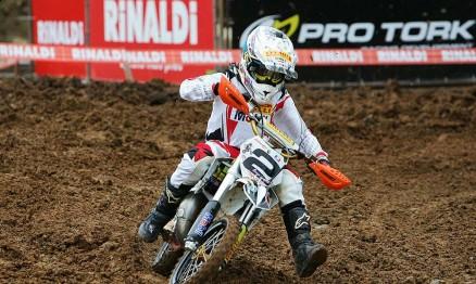 Enzo Lopes venceu em casa na categoria 65