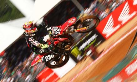 Hector foi o melhor brasileiro no GP Brasil de Motocross 2011