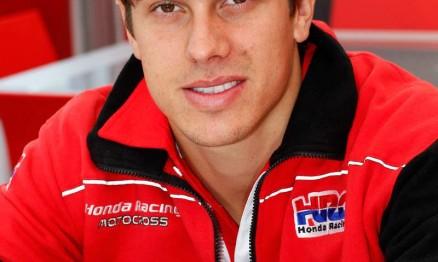 Swian é o representante do Brasil no Mundial de Motocross