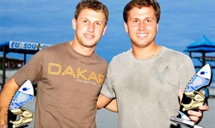 Irmãos Klaumann chegaram na frente no Rally da Ilha 2011