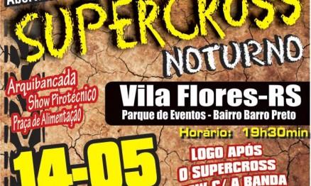 Gaúcho de Supercross abre sábado em Vila Flores