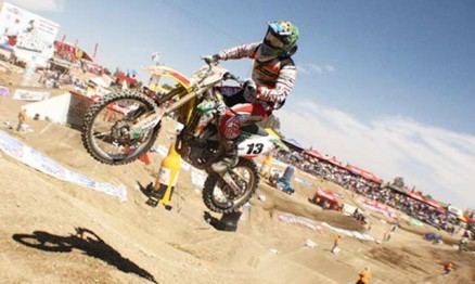 O mexicano Martin Garcia venceu as disputas na categoria SX1